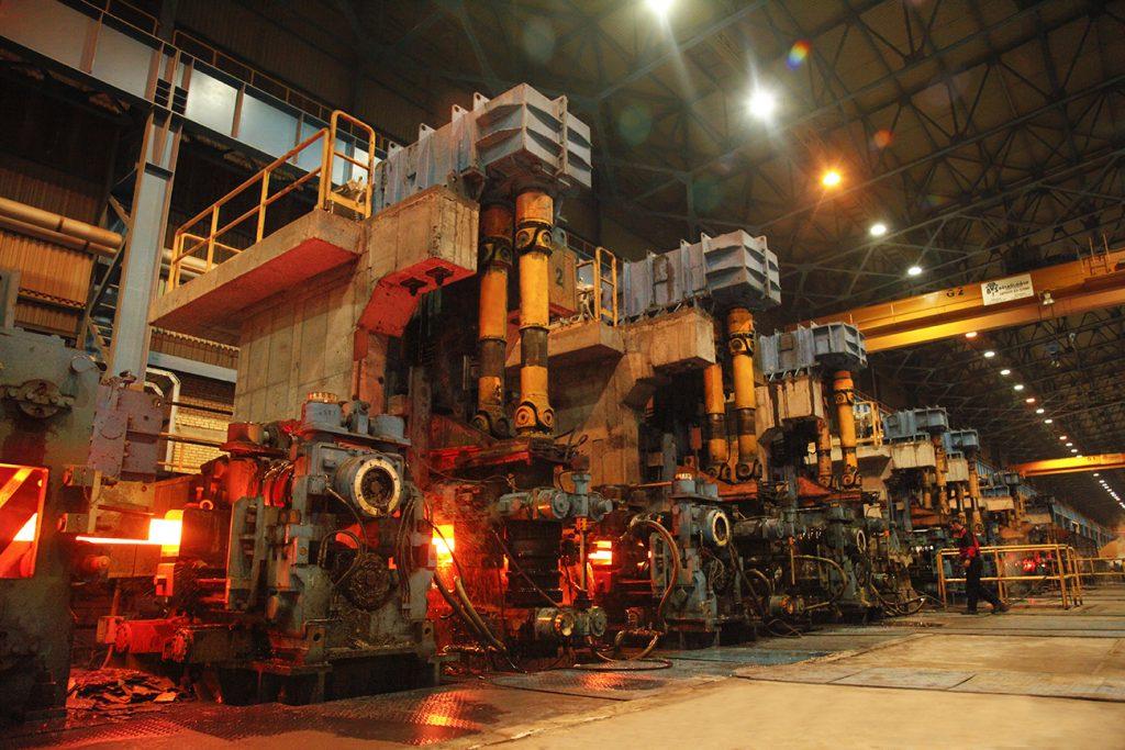 شرکت آهن و فولاد سرمد ابرکوه